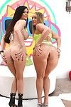 Kendall karson and aj applegate playing