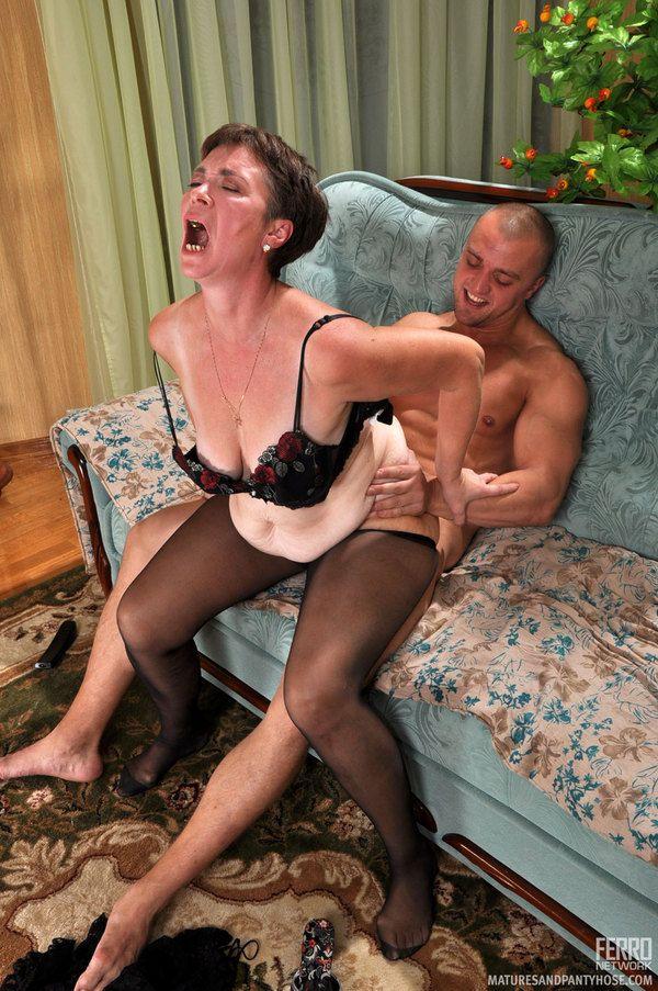 Christiana legjob mommy black tights