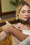 Sexy babe benefits from tied up, dominated and raw fucked in bondage