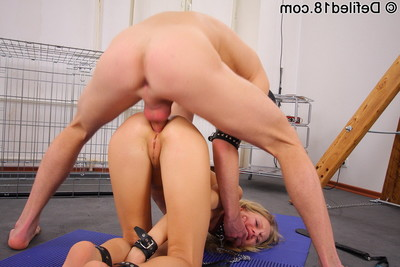Juvenile is gorge fucked in advance of anal plowed - Pichunter