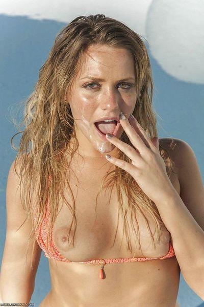 Outdoor anal coition scene with Mia Malkova as one with huge horseshit vanguard pool