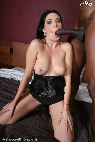 Megan foxx gets bonked by heavy ebony dick