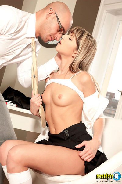Schoolgirl gina gerson anal fucking photos with patriarch