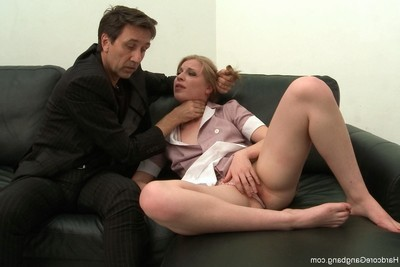 Dirty woman slave  18yr old woman slave obtains punished by boss raw fetish love making act groupie