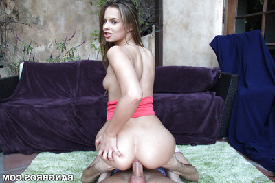 Young beauty Jillian Janson was drilled vast in her anal space