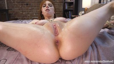 Penny Pax is held in a psych ward to antitoxin their brand anal fixation str8 Dr. Saturday-night rare tak