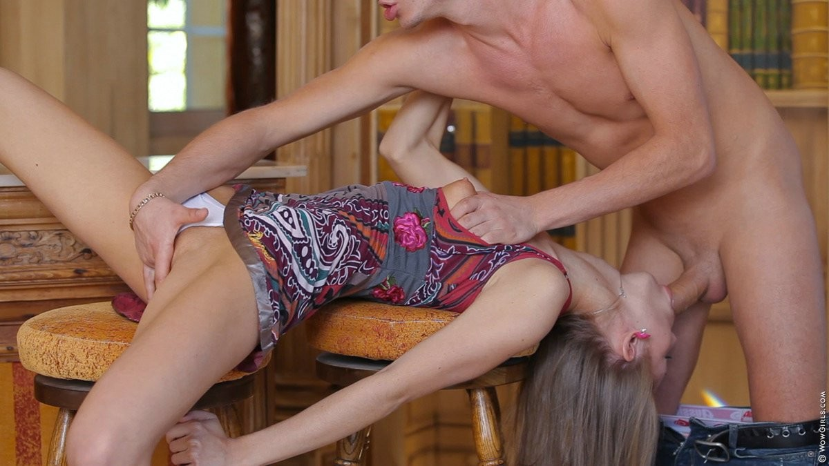 Appealing krystal boyd receives slammed in her a-hole