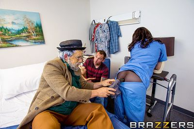 Theres nothing so good for congress a man feel young again as a sweet piece of pussy. Over again of Luna Kitsuens patients on the floor day-dream with regard to getting a piece of that nurses sweet ass. Her horniest, dirtiest patient has been congress lev