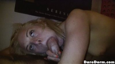 Hot dare dorm sex simulate