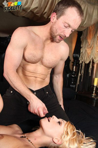 Young beautiful Erica gets pick to forwards park plus has Ryan dominate will not hear of pussy with his huge cock.