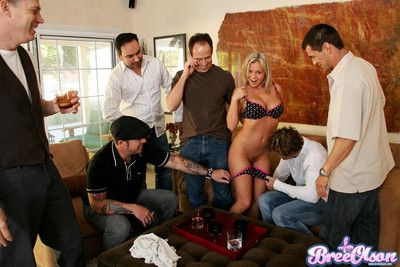 Bree olson fucking and sucking group be beneficial to sex-crazed guys