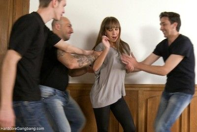 Take down challenge russian cutie takes two dicks in say no to pest
