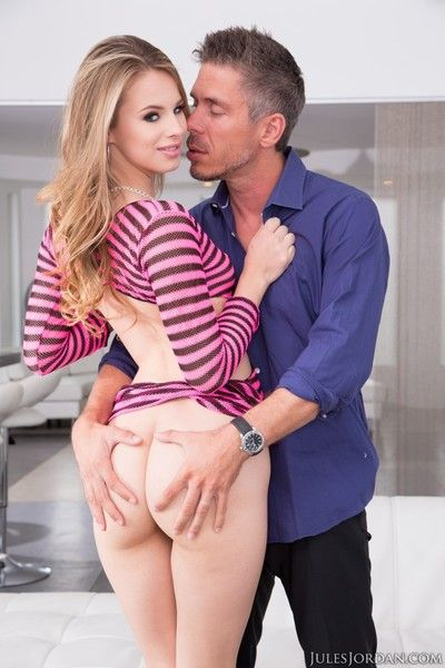 Jillian janson object her tight-fisted ass pounded