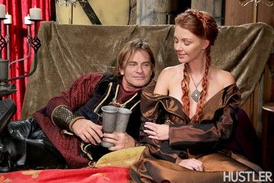 Marie mccray and evan stone in this aint game be beneficial to thrones xxx