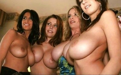 Sexy girlfriends role of their assholes