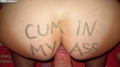 Nextdoor milf wives love anal fucking