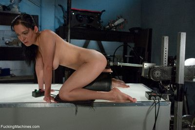 Nude babe jessica fucks machines unconfirmed she cums