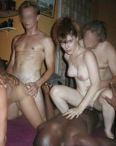 Layman interracial cuckold homemade sex