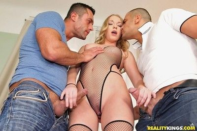 Solder together dream dp fucked at one\'s disposal euro coition party