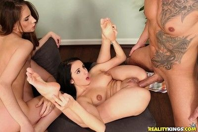 Petite latina tina blade fucked hard within reach euro sex ensemble