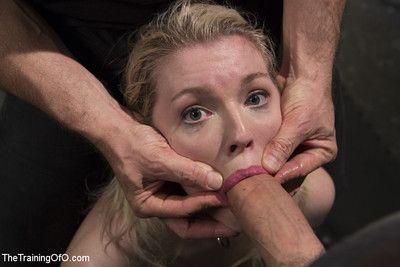 The training of a newbie anal slut, swain one!