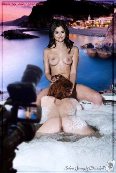 Latina personality selena gomez fucked in her asshole