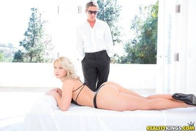 Monster assed kimmy olsen gets assfucked hard