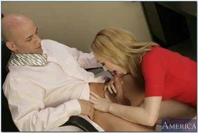 Sexy college girl Lily LaBeau seduced her teacher be worthwhile for hardcore fucking