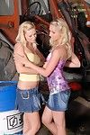It\'s time for these blondes to wind up a little investigative these two are only worried