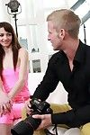 Slim teen aimee ryan ass crushed and drilled at anal casting