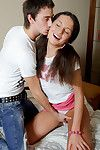 Teen anal fucking of precedent-setting girlfriend