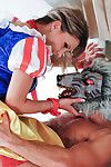 Samantha jolie assfucked at the costume party