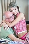 At merely 22 years old, Gina Gerson is very spoiled mistress that asks from her partner, a 66 years old man, to buy her more clothes. Ill-behaved Oldje has merely one wish, to succeed in a new car but this young pussy leaves him penniless. Things succeed