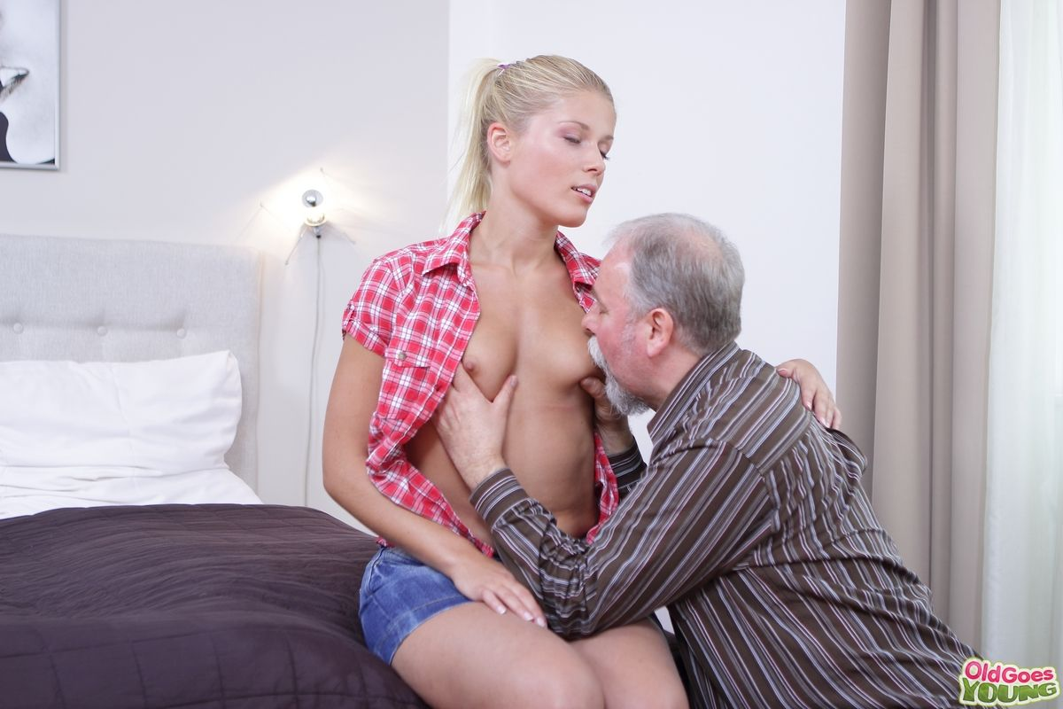 Abbey brooks lets her cuckold watch her fuck 4