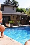Tanner is a feisty little cock teaser who spends most of her summer suntanning poolside at her friend is place. When Keiran, her friend is older bro shows up, Tanner decides to get wet in put emphasize pool with him. Once her top plops off, put emphasize