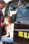 Alexis fucked by slay rub elbows with heavy blacklist taxi driver