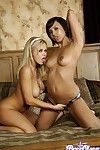 Bree olson and veronique vega getting off together