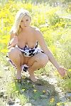 Astronomical gorgeous blonde alison angel divest