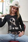 Cowboy wanton girl