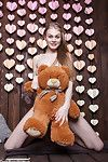 Teddy bear teen cherish