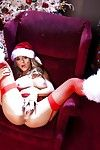Bree olson giving you a christmas gift with respect to remember