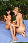 See orgy be worthwhile for pussy wipe the floor with in alfresco personify