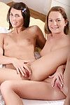 Carmen and jessica select themselves