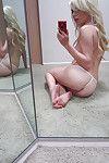 Elegant girlfriend Elaina Raye is flaunting in yoga pants