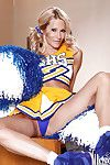 Wooing cheerleader Jessica Drake reveals will not hear of tits and pussy