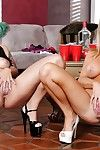 Katrina Jade and Tasha Control over are tow completely perverted schoolgirls