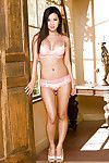 XXX asian Abaddon first of all heels Vivian Keys slipping off her lingerie