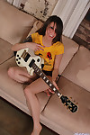 Misty gates amateur les paul guitar