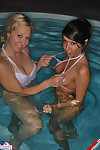 Misty gates skinny dipping unclothed with rachel
