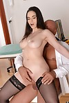 Nekane purchases a smokin\' infrequent treatment from her doctor